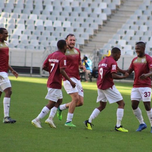 SFC bags 3 points in Cape Town Stadium