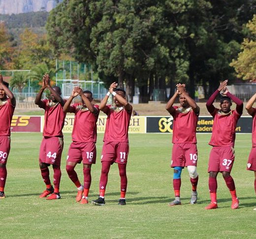 Stellenbosch Football Club updated their cover photo