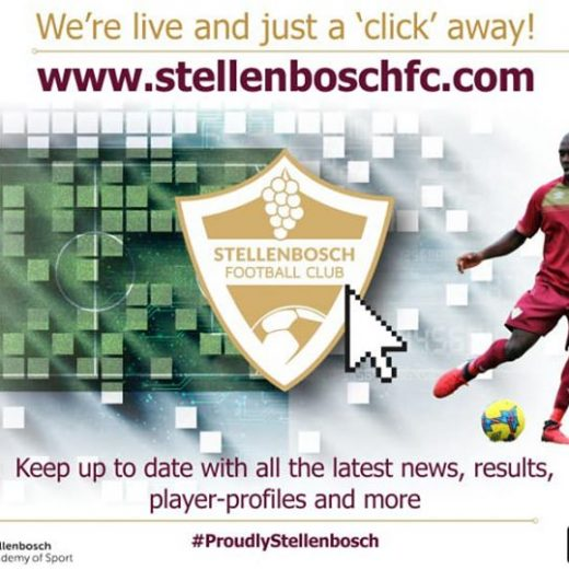 ‪So amped to let you know that the Stellenbosch Football Club website is live!!!…