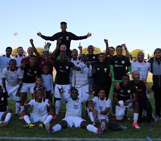 Stellenbosch Football Club updated their cover photo