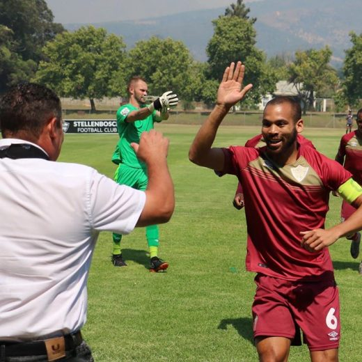High five it's Thursday! #stellenboschfc #choiceofchampions #proudlystellenbosch