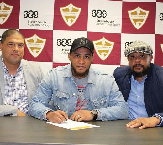 ‪Stellenbosch FC would like to welcome Waseem Isaacs to the family. Waseem has signed…