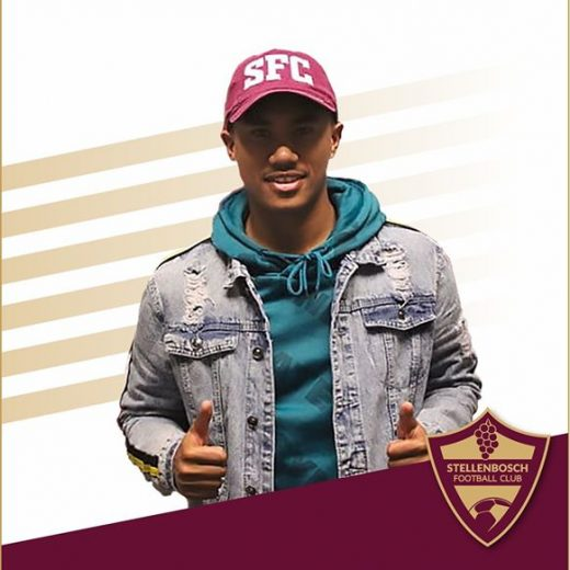 #welcomezimo to the #stellenboschfc family! #choiceofchampions #proudlystellenbosch #sashp