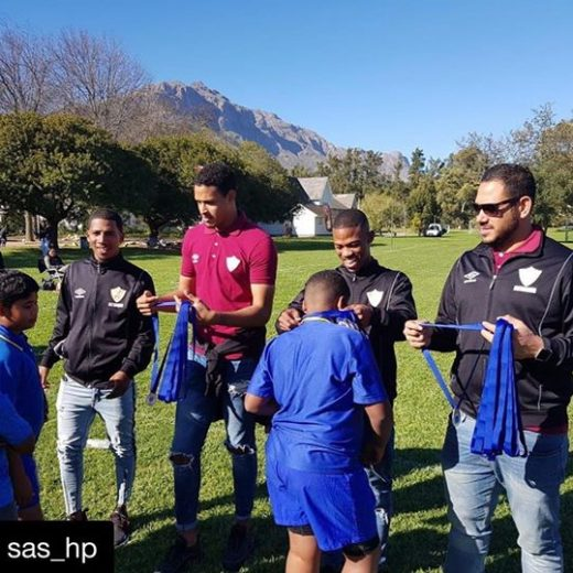 #Repost @sas_hp with @get_repost ・・・ ‪Today we had our SAS Youth Day celebrations and…