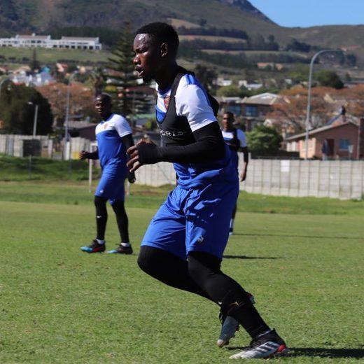 Midweek training session for Sunday's #AbsaPrem match against Maritzburg United. #stellenboschfc #prouldlystellenbosch #sfc