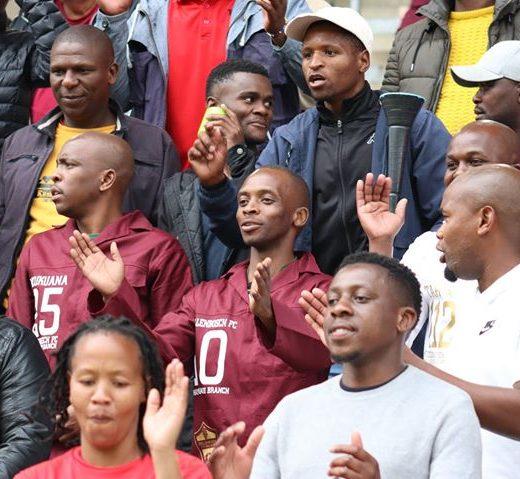 Stellenbosch FC 0, Maritzburg United 0